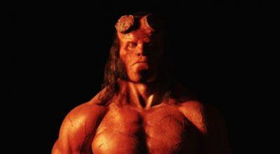 Cosplay Company chooses David Harber as Hellboy at 4