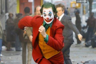 Cosplay Company chooses Joker at 1