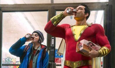 Cosplay Company chooses Shazam! at 3