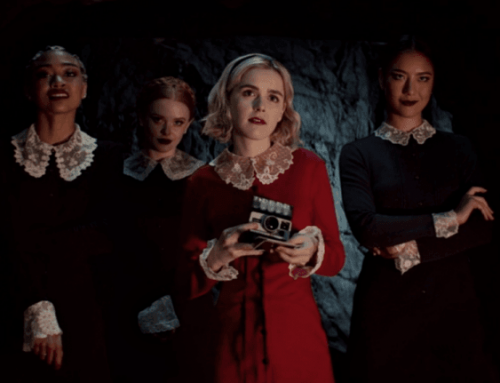 How to dress like Sabrina Spellman