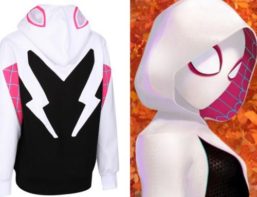7 Easy Costume Hoodies to wear at Comic Con in 2020